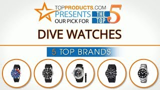 Best Dive Watch Reviews 2017 – How to Choose the Best Dive Watch