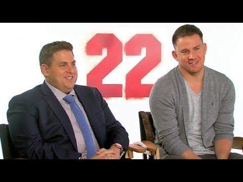 How Channing Tatum and Jonah Hill First Met