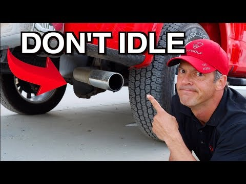Don't Idle Your Car: 5 Reasons Why on Everyman Driver