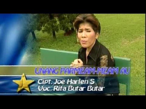 Rita Butar-Butar - Unang Parmeam-Meam Au (Official Lyric Video)