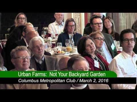 The Columbus Metropolitan Club: Urban Farming