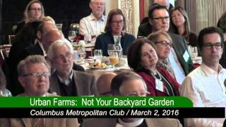 The Columbus Metropolitan Club: Urban Farming