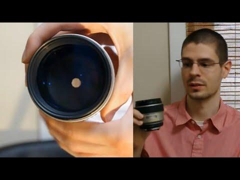 Camera Lens Aperture Overview