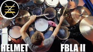 Helmet-FBLA II-Johnkew Drum Cover