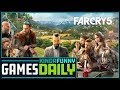 3 Ubisoft Games Delayed - Kinda Funny Games Daily 12.07.17
