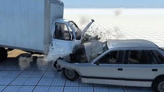 BeamNG. Drive: Doing Scenarios With ALL THE WRONG VEHICLES!