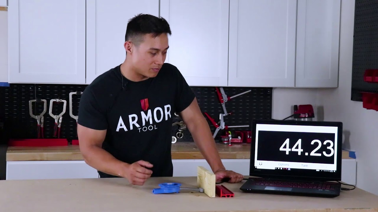 Part. 1: Armor Tool In-Line Clamp Competitor Comparison