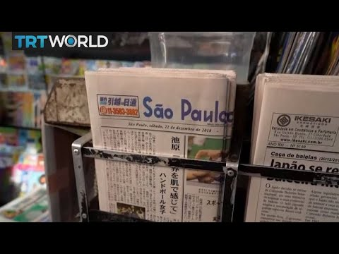 Brazil's Japanese Newspaper: 70 year-old Sao Paulo publication goes bust