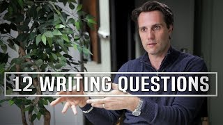 12 Questions A Screenwriter Should Be Able To Answer About Their Screenplay by Mark Heidelberger