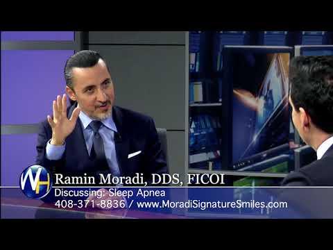 Sleep Apnea with San Jose, CA dentist Ramin Moradi, DDS