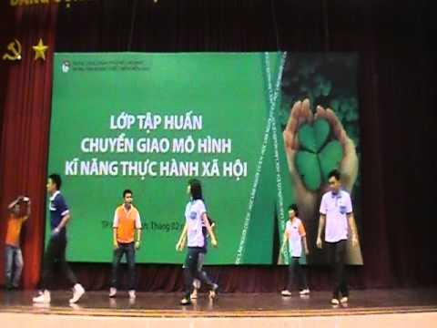 Dân vũ uy vũ - Trung tâm HT&PT Thanh niên Hà Nôi - Hanoiadc.org.vn