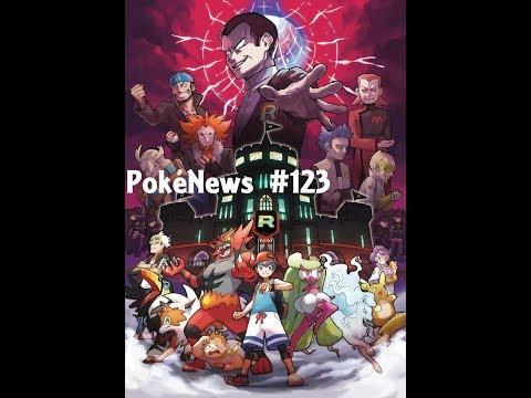 PokéNews #123 : News Pokémon sur les jeux, guides USUL, film et USUL