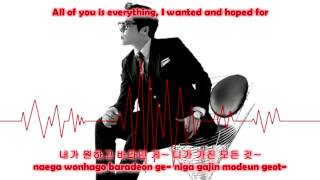 Wheesung(휘성) - Night and Day(나잇앤데이) [ENG-SUBS + LYRICS HAN|ROM]