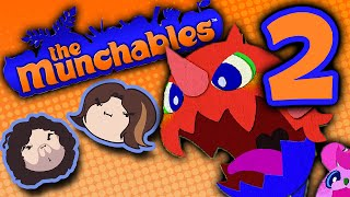 The Munchables: Eating Fiend- PART 2 - Game Grumps