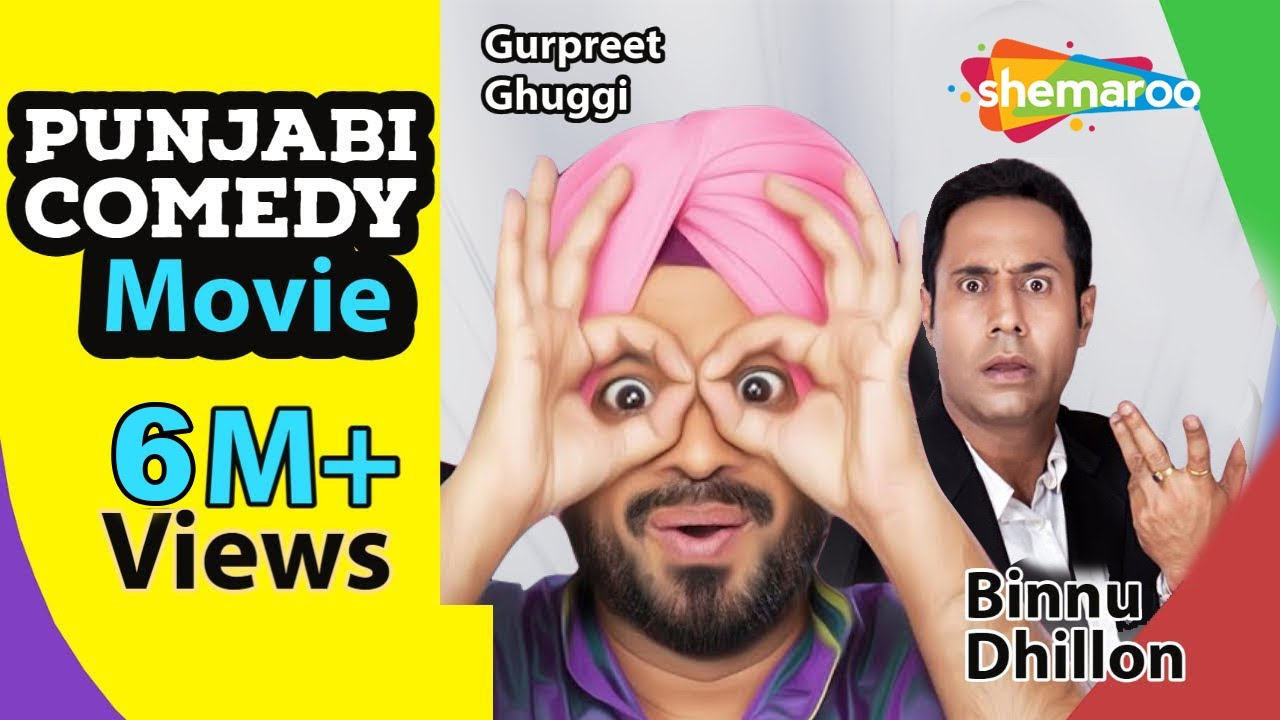 Download Lockdown 2020 Sunday Morning with Ghuggi, Binnu Dhillon | #StayHome #StaySafe  Punjabi Comedy Movie
