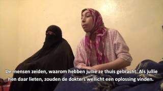 Drie verwaarloosd gehandicapte zussen in Nador schreeuwen om hulp!