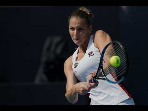 2016 China Open Second Round | Karolina Pliskova vs Daria Kasatkina | WTA Highlights