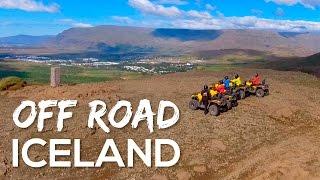 the best way to travel explore iceland safari quads atv tour