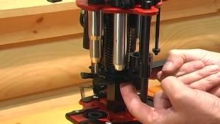 MEC Reloaders Clean & Replace Collet on Progressive
