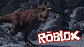 Roblox in English-I'M a CARNO-Dinosaur Simulator/Plaga || Diabeuu