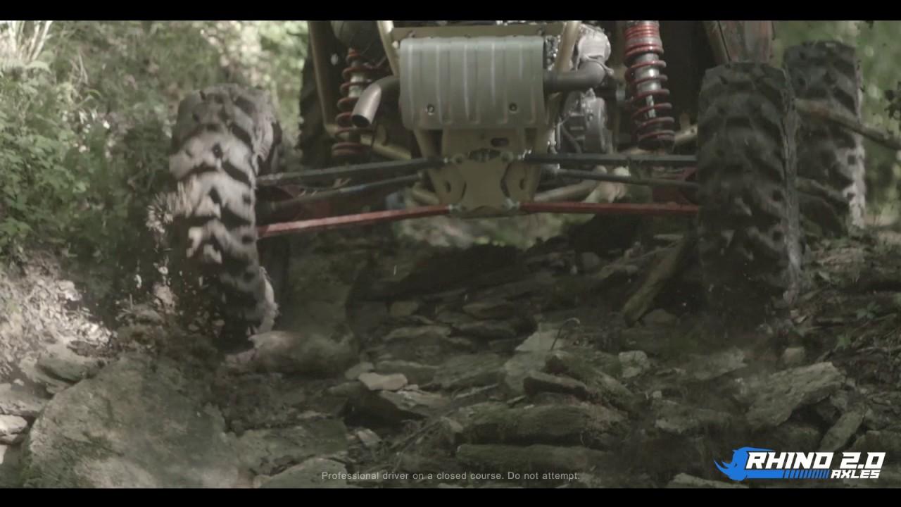 SuperATV Rhino 2 0 Axles - Why We Make Them