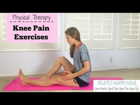 physical therapy -  Knee Pain Exercises - Physical Therapy For Knee Pain