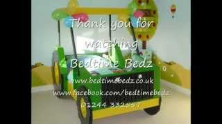 Quality Boys Theme Beds - Digger, Football, Tractor, Fire Engine And More!