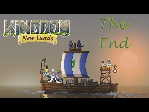 Kingdom New Lands - The End | Finishing Island 5 - Destroying all Portals | Gameplay Let's play