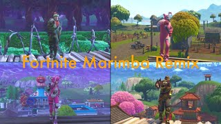 Marimba RingTone Remix Fortnite