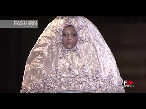 GUO PEI Haute Couture Spring Summer Full Show 2017 Paris by Fashion Channel