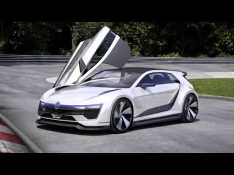 2018 volkswagen golf gte sport concept youtube. Black Bedroom Furniture Sets. Home Design Ideas