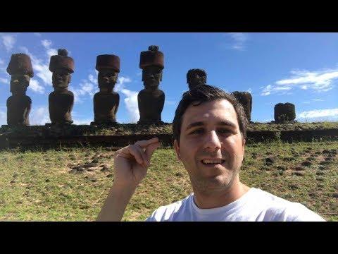 Easter weekend on Easter Island