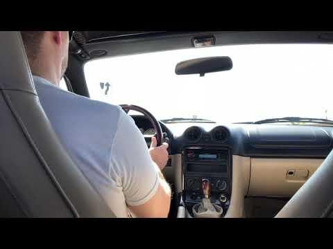 No Reserve: Turbocharged 2000 Mazda Miata SE 6-Speed