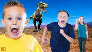 Jack's Secret Mission with Dinosaurs & the Heroes of Goo Jit Zu!