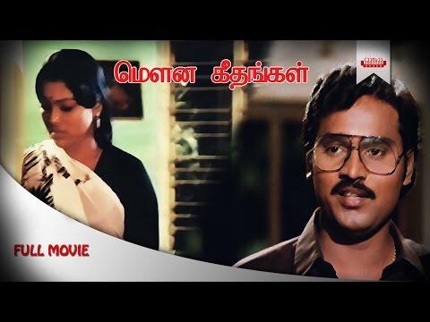 Mouna Geethangal Full Movie   Bhagyaraj   Saritha   Super Hit   Tamil Movies