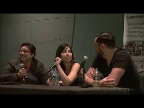 Laura Bailey & Travis Willingham Panel @ Puerto Rico Comic Con 2016-05-22 [Spoilers E54]