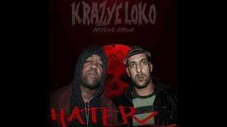 Video Krazye Loko - Haterz (feat. Allen Halloween) download MP3, 3GP, MP4, WEBM, AVI, FLV September 2018
