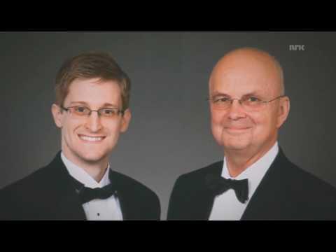 Chasing Edward Snowden