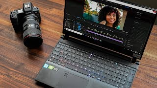 Nvidia RTX Studio Laptop Vs Apple Macbook Pro 8K RED in Adobe Premiere Pro 2019