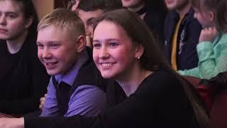 «Театр начинается с вешалки». КВН в Михайлове