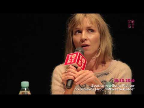 TofiTV 2016  Spotkanie z Sonja Richter