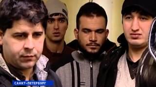 Мусульманский патруль в Петербурге