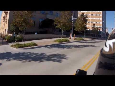 Touring Downtown OKC