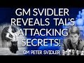 GM Peter Svidler Reveals Tal's Attacking Secrets! - chess24