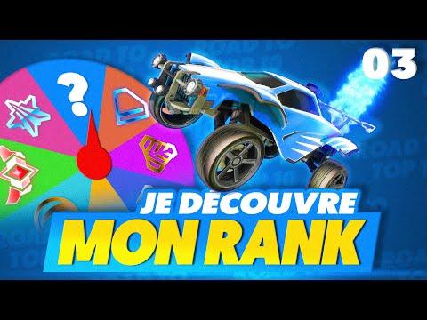 JE DÉCOUVRE MON RANK - Road to top 10 - S4E03
