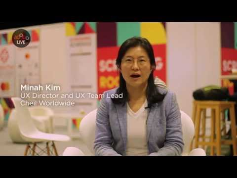 adoboLive: Minah Kim, UX Director, Cheil Worldwide