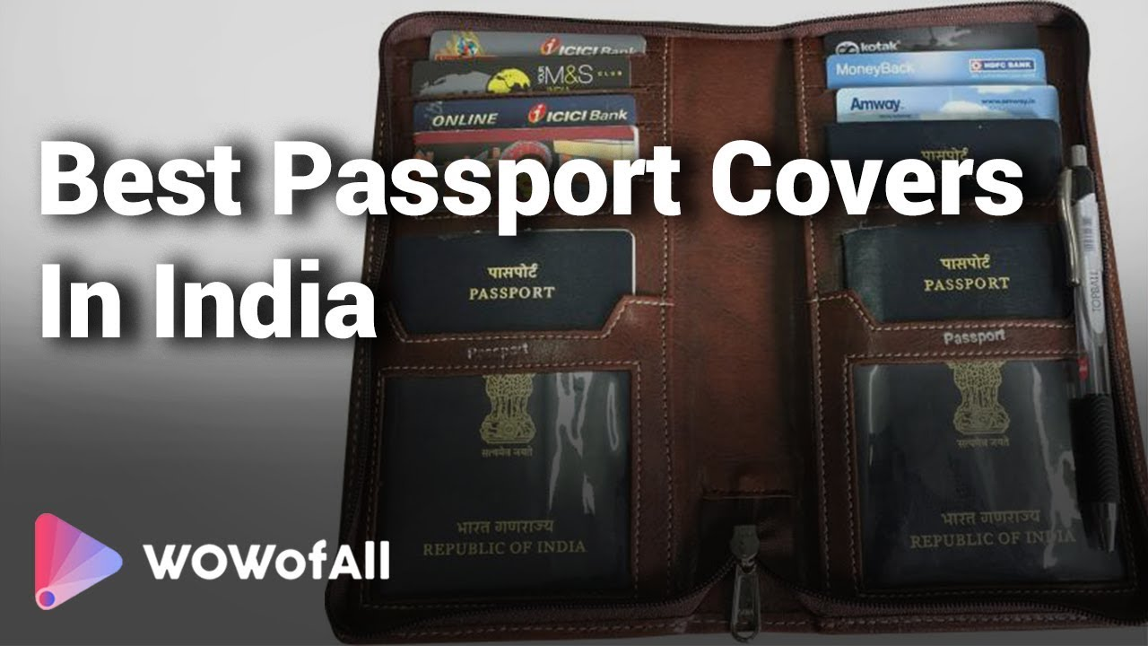 b4d8ab8942f 10 Best Passport Covers In India 2018 With Price - YouTube