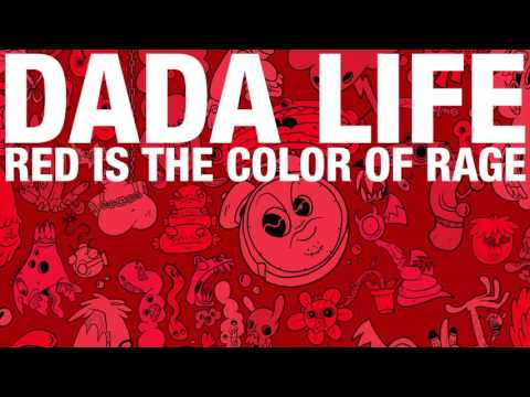 Dada Life - Red Is The Color Of Rage (PREVIEW - OUT JUL 22)