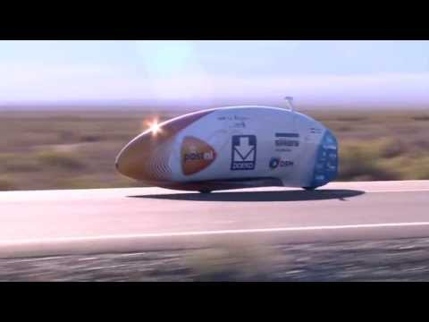 The World's Fastest Bike Looks Like A 90-MPH Space Dildo