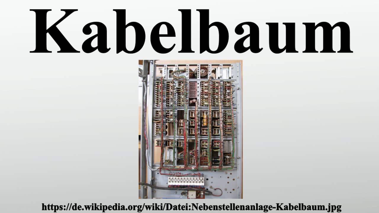 Kabelbaum - YouTube
